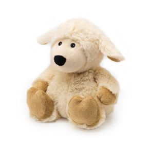 Cozy Plush Sheep Microwaveable Soft Toy